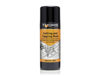 R214 Cutting and Tapping Fluid 400ml Aerosol TYGRIS