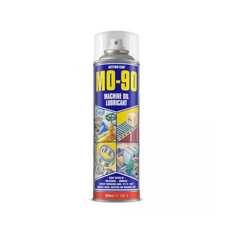MO90 MULTI-PURP MACHINE OIL H1 415ML AEROSOL 1851 ACTION CAN