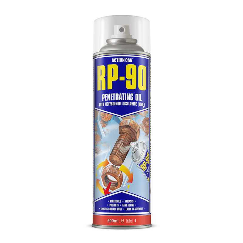 RP-90 RAPID PENETRATINGOIL 500ML AEROSOL ACTION CAN
