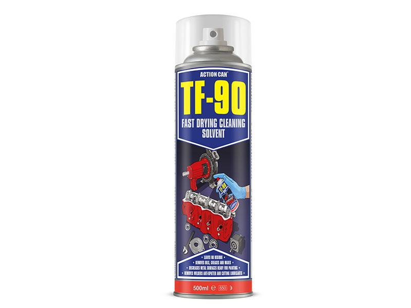 TF-90 TRIKE FREE CLEANER ACTION CAN 500ML AEROSOL