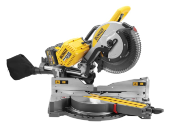 DEWALT 54V FLEXVOLT MITRE SAW 2X 6AH BATTS DHS780T2