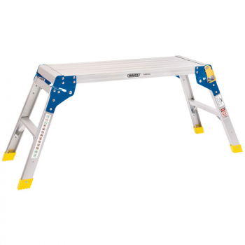 DRAPER 83997 2 STEP WORKING PLATFORM ALUMINIUM