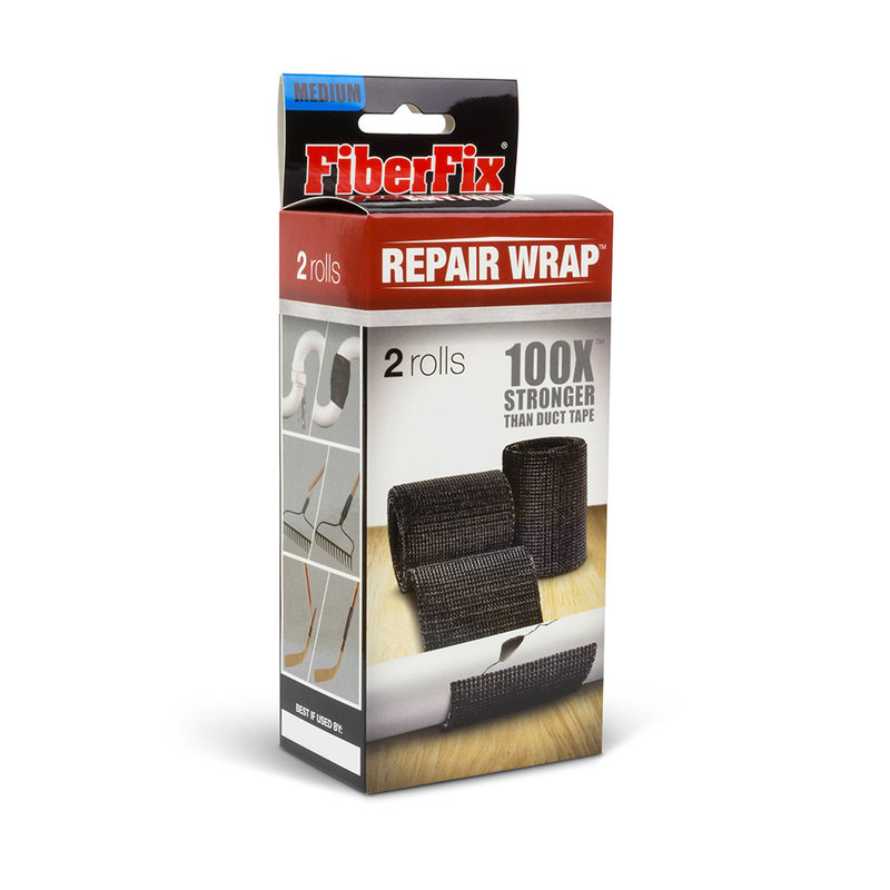 Repair Wrap Medium 5cm x 127cm FiberFix (Pack 2)