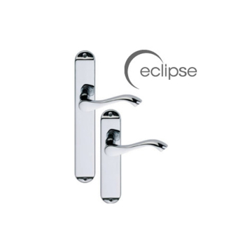 Eclipse Cadenza Lever Latch Handle JC37698 Satin Chrome