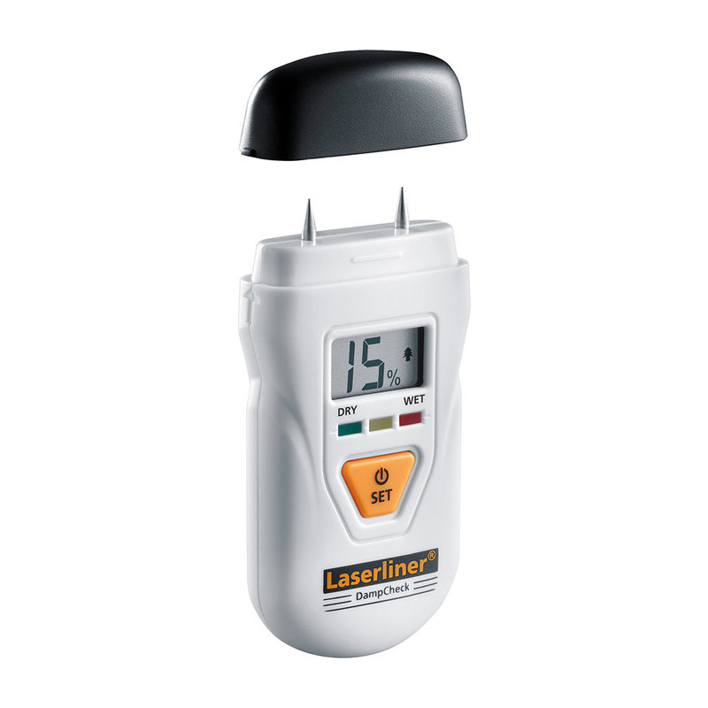 Laserliner Damp Check Compact 082.003A Moisture Measurer