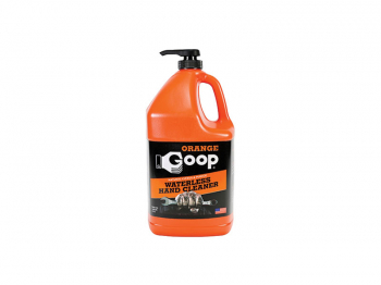 Orange Goop Hand Cleaner - Liquid 3.8L