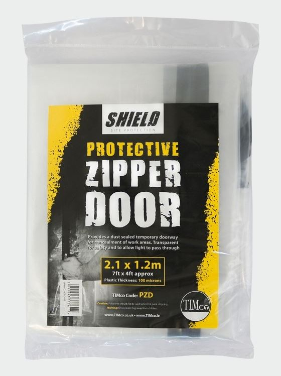 TIMco Shield Protective Zipper Door PZD 2.1m x 1.2m