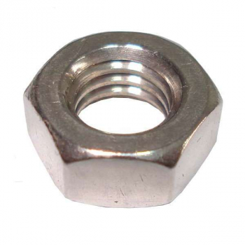 TIMBAG NH6SSP BAG=40 FULL NUT M6 STAINLESS