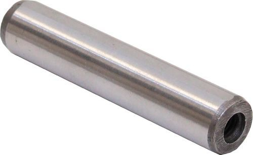 PIN EXTRACTABLE DOWEL M8 X 40 STEEL S/COL