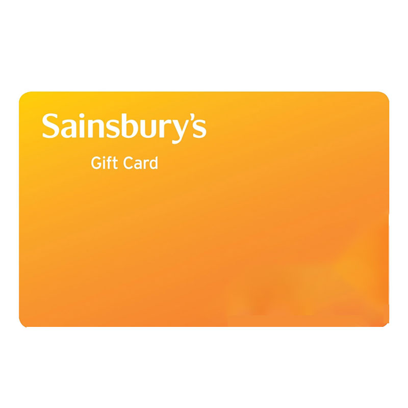 Sainsburys gift card �50