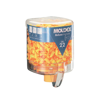 MOLDEX 7625 MELLOWS STATION SM DISPOSABLE EARPLUGS 250 PAIRS