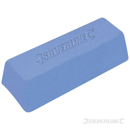 Polishing Compound 500g Silverline Fine Blue