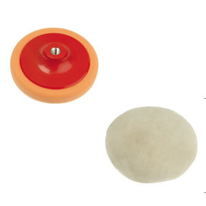 Lambswool Drawstring Bonnet Silverline 125mm
