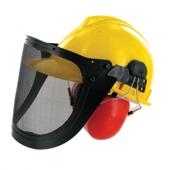 Forestry Helmet Silverline Forestry