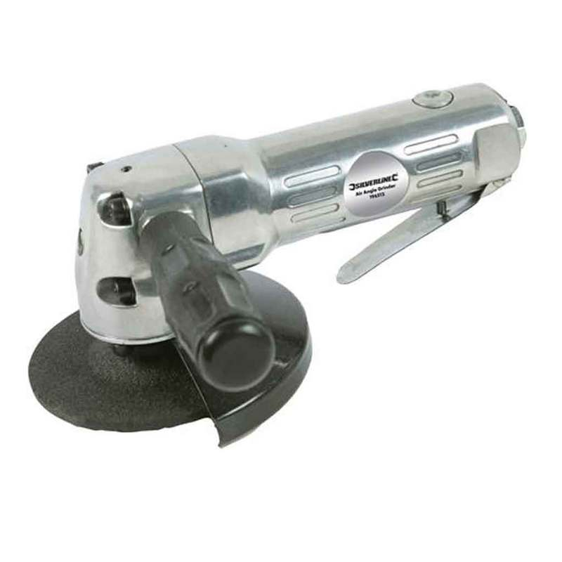 Air Angle Grinder Silverline 100mm