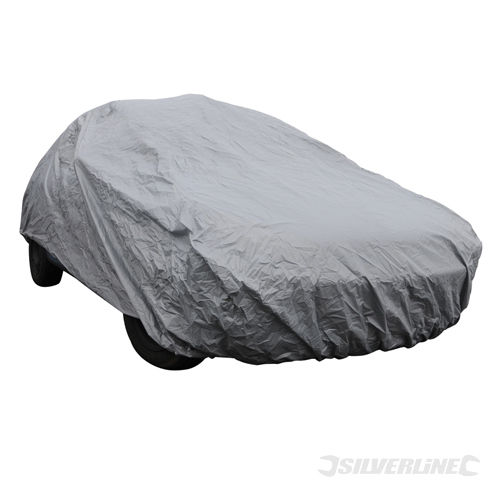 Car Cover (M) Silverline 4310 x 1650 x 1190m