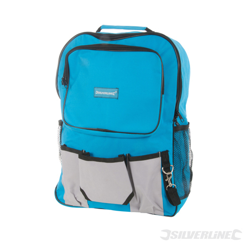 Tool Back Pack Silverline 480 x 130 x 400mm