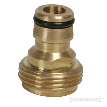 Internal Adaptor Brass Silverline 1/2inch Male
