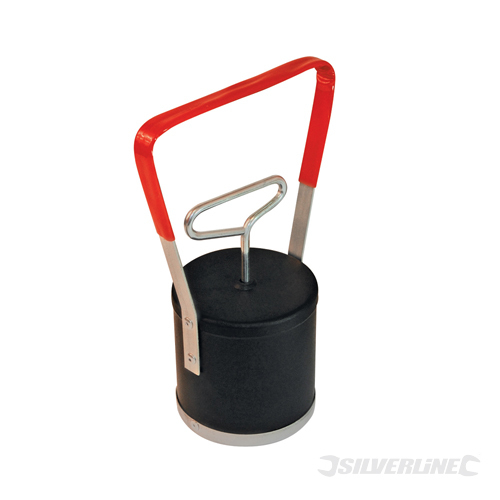 Magnetic Bulk Parts Lifter Silverline 7kg Capacity