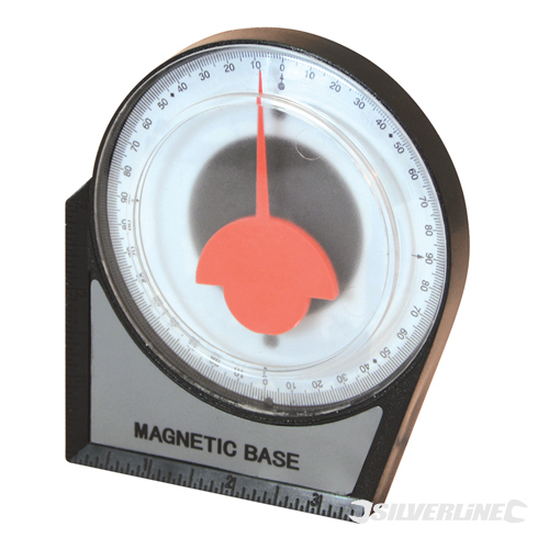 Inclinometer Silverline 100mm