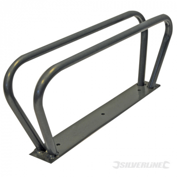Bike Stand Silverline Up To 2-1/2inch Tyres