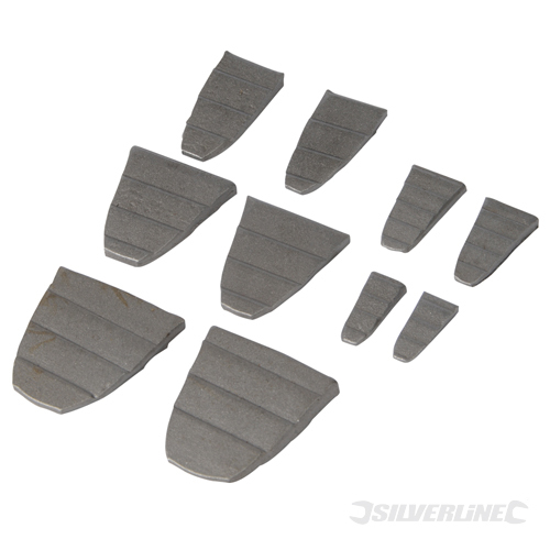 Hammer Wedge Set 10pce Silverline 10pce