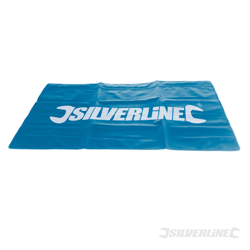 Magnetic Vehicle Wing Cover Silverline 780 x 590mm