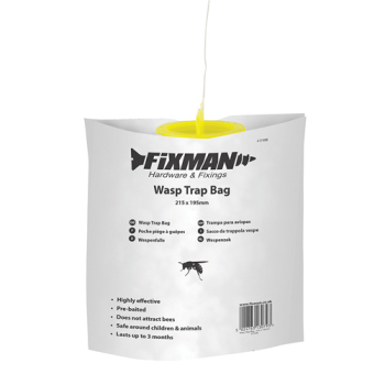 Wasp Trap Bag Fixman 215 x 195mm