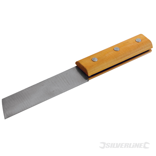 Hacking Knife Silverline 20mm