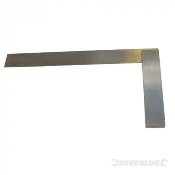 Engineers Square Silverline 250mm