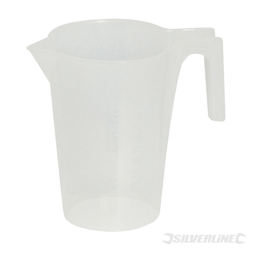 Measuring Jug Silverline 5Ltr