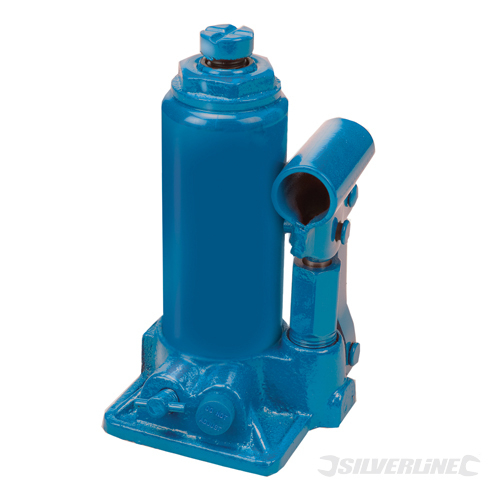 Hydraulic Bottle Jack Silverline 2 Tonne