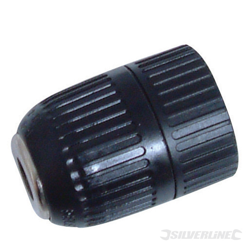 Keyless Chuck Silverline 13mm - 1/2inch 20UNF