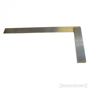 Engineers Square Silverline 450mm