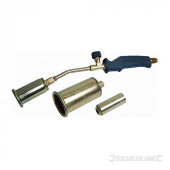 Multi-Purpose Propane Torch Ki Silverline 25, 35 & 50mm