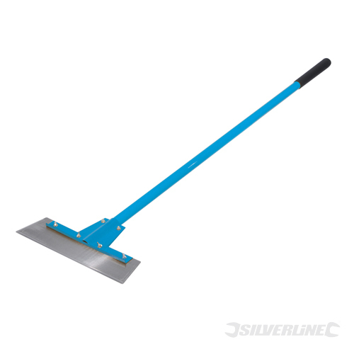 Floor Scraper Silverline 200mm Wide / 1350mm