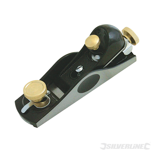 Block Plane No. 2 Silverline 41 x 1mm Blade