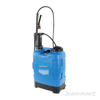 Backpack Sprayer Silverline 20Ltr