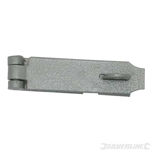 Hasp & Staple Heavy Duty Silverline 30 x 90mm