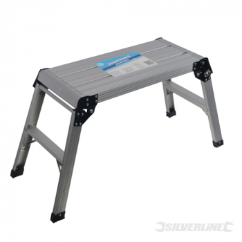 Step-Up Platform Silverline 150kg Capacity