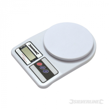 Digital Scales Silverline 5kg