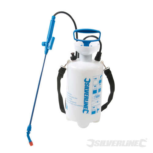 Pressure Sprayer 5Ltr Silverline 5Ltr