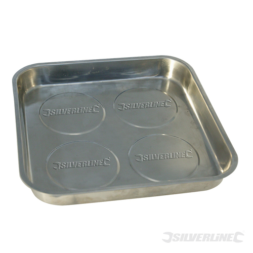 Magnetic Parts Tray Silverline 270 x 292mm