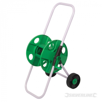 Hose Trolley Silverline 45m Capacity