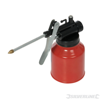 Oil Can 250cc Silverline 250cc