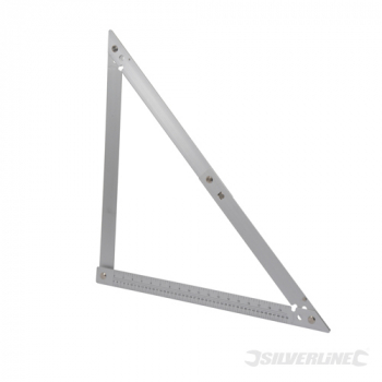 Folding Frame Square Silverline 1200mm