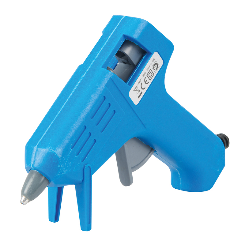 Mini Glue Gun EU Silverline 230V 15(25)W EU