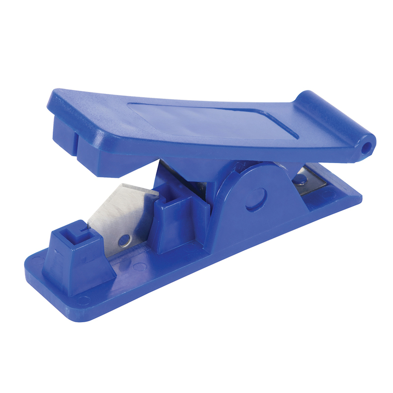 Plastic & Rubber Tube Cutter Silverline 3 - 12.7mm