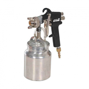 Spray Gun High Pressure Silverline 1000ml