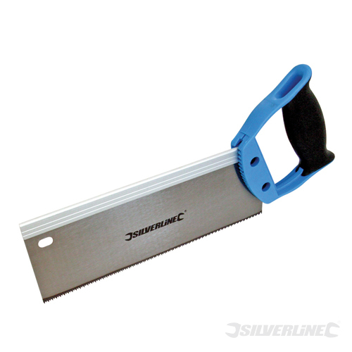 Hardpoint Tenon Saw Silverline 250mm 12tpi